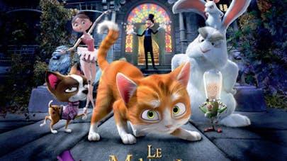 Cinéma : Le Manoir magique, le film d'animation de   Noël