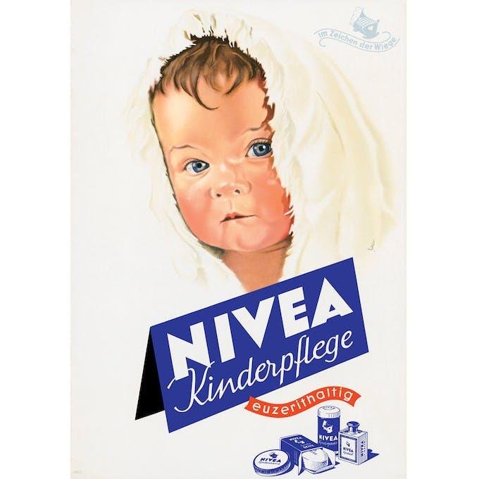 Nivea : 1952 - La saga Nivea Baby