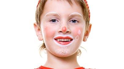 Mardi gras : des substances toxiques dans des kits de   maquillage pour enfants