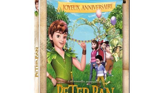 Les nouvelles aventures de Peter Pan : L'anniversaire de   Peter Pan