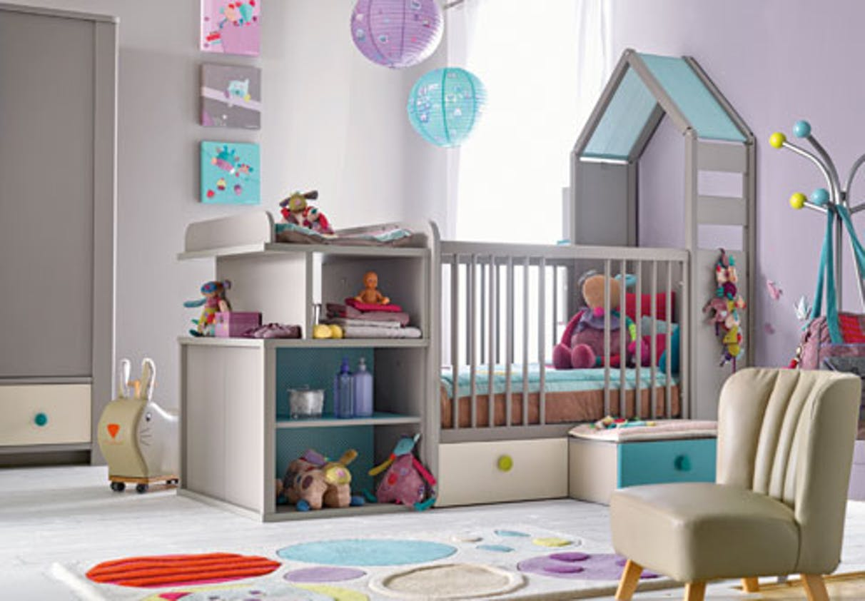 chambre enfant des id es de mobilier volutif. Black Bedroom Furniture Sets. Home Design Ideas