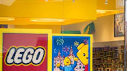 Lego Store à Disney Village