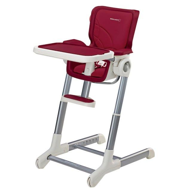 Chaise haute keyo de b b confort fonctionnelle for Chaise haute 0