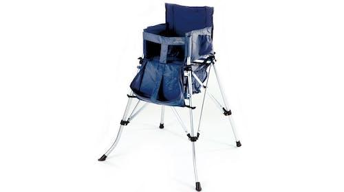 Chaise haute Nomade de BabyToLove : spéciale         nomade