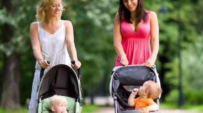 Faire du shopping avec Bébé : bénéfique pour son   développement !