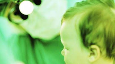 Enfants hospitalisés : les parents mieux informés