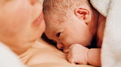Moins de césariennes lorsque l'accouchement est   déclenché
