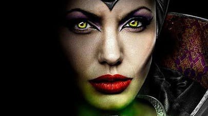 Angelina Jolie, resplendissante pour la sortie de   Maléfique