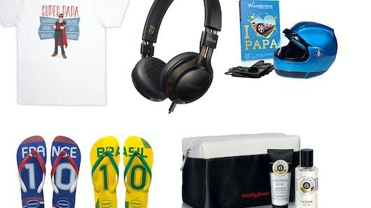 Fête des Pères 2014 : 20 idées cadeaux pour les   papas