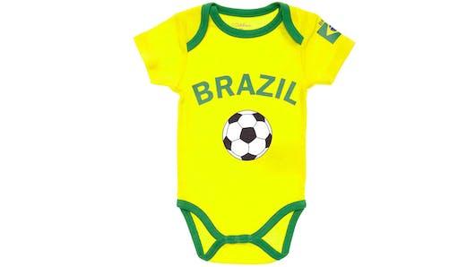 Puériculture : Bébé sous le signe du Brésil