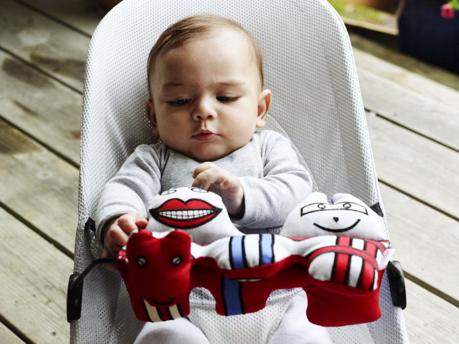 bébé transat