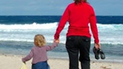 Une pension alimentaire versée pour deux tiers des enfants   de parents séparés.