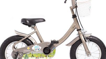 P'tit vélib' : des vélos à la location pour les enfants   parisiens