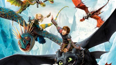 Sortie cinéma : Dragons 2