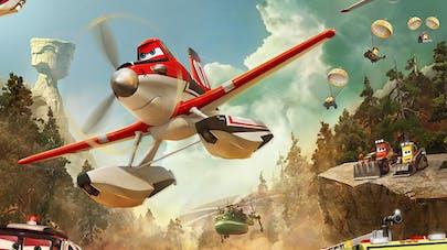 Sortie cinéma : Planes 2