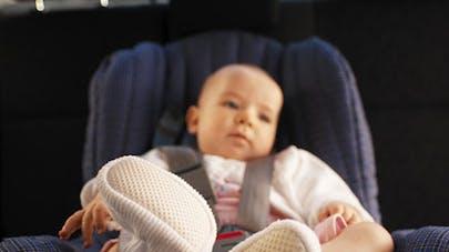Sécurité routière : encore trop de comportements à risque   au volant en présence d'enfants