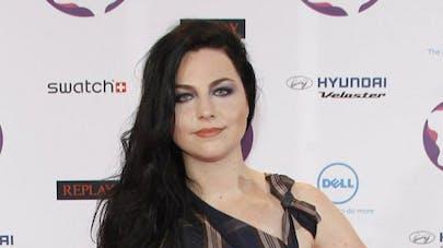 Evanescence : Amy Lee, la chanteuse du groupe, est   maman