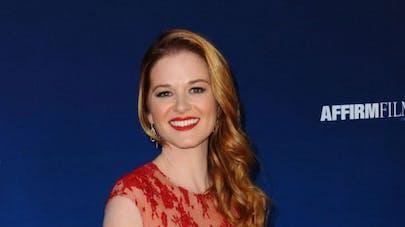 Grey's Anatomy : Sarah Drew est de nouveau   enceinte