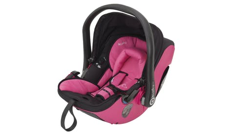 Evolution PRO2 de Kiddy : hyperconfortable
