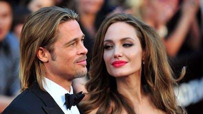 Angelina Jolie et Brad Pitt se sont mariés !