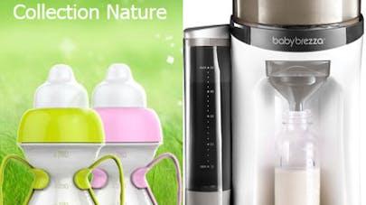 Salon Babycool : Viéco et Baby Brezza vainqueurs du Prix   de l'Innovation 2014