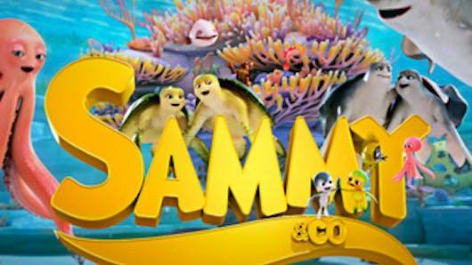 Sammy a sa série tv