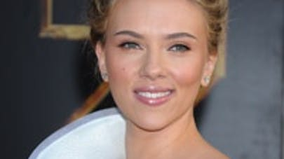 Scarlett Johansson a accouché !