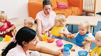 Crèches : l'INED analyse le profil des enfants  accueillis