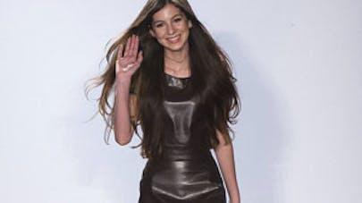 Fashion Week de New York : une créatrice de 13 ans fait   sensation