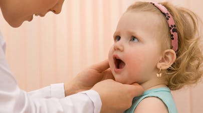 Encore trop d'antibiotiques prescrits inutilement aux   enfants