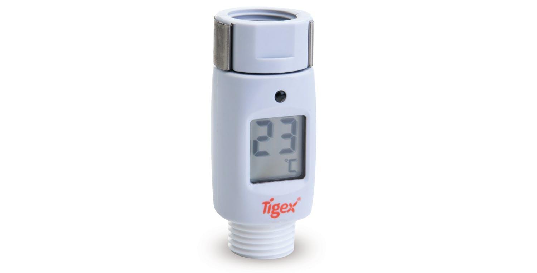 Thermomètre de douche de Tigex