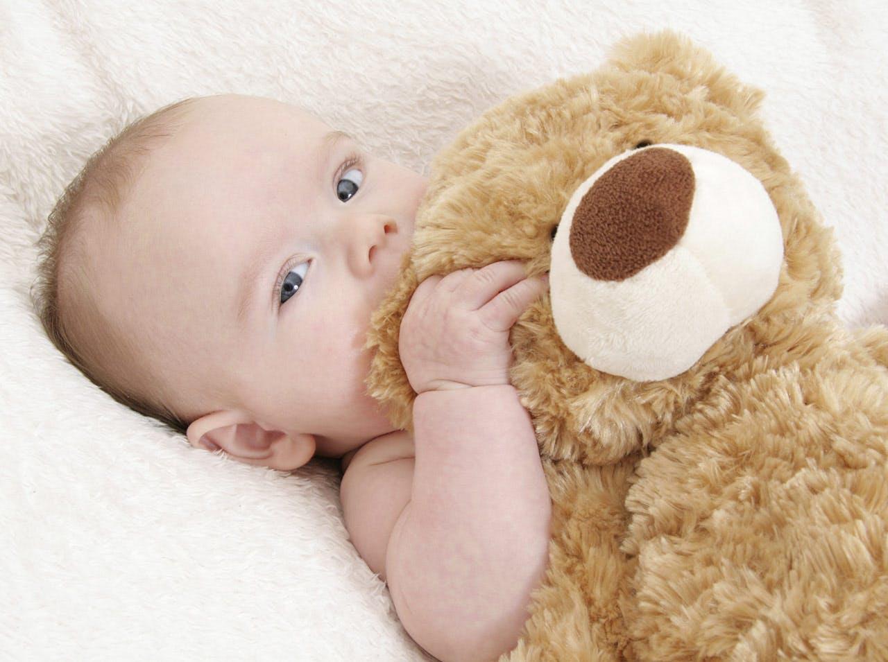 doudou bebe age