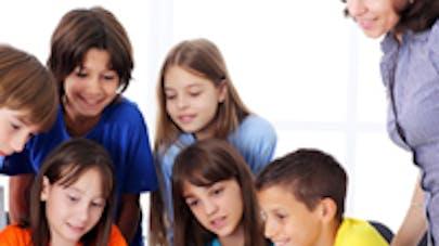 L'apprentissage numérique, pas assez déployé à l'école   primaire