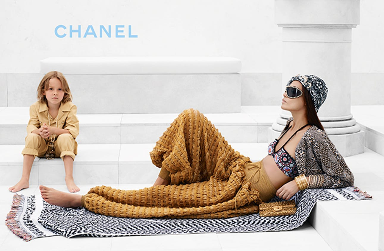 Campagne Chanel