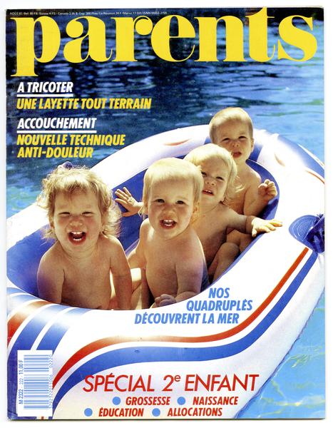 1987 : Au soleil !