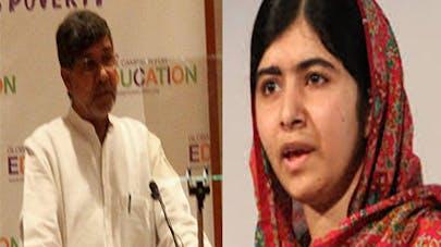 Prix Nobel de la paix 2014 : une victoire pour l'éducation  des enfants