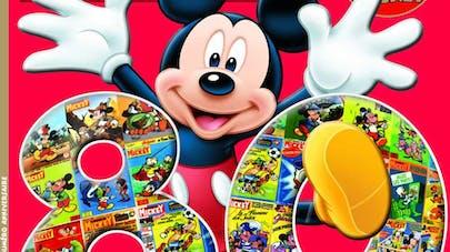 Le journal de Mickey fête ses 80 ans !