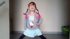 Annaëlle (4 ans - moyenne section)