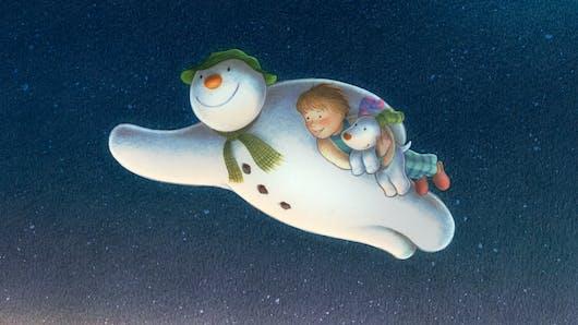 Le Bonhomme de neige au ciné