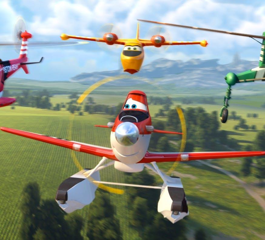 Planes 2/Disney