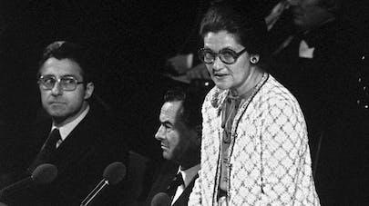 IVG : il y a 40 ans, le discours de Simone Veil devant   l'Assemblée nationale