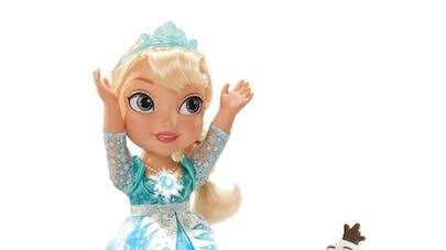 La Reine des neiges, poupée la plus prisée à Noël