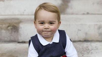 Le prince George : ses adorables photos officielles pour   Noël