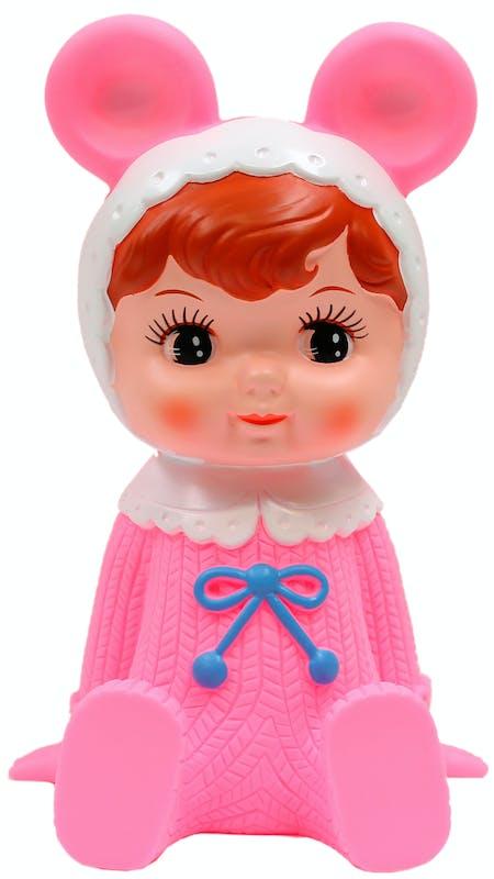 Tirelire Woodland Doll