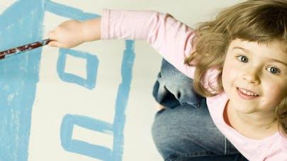 Les dessins d'enfants peuvent exprimer des problèmes   familiaux