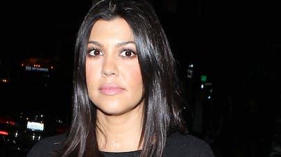 Kourtney Kardashian révèle le prénom de son bébé