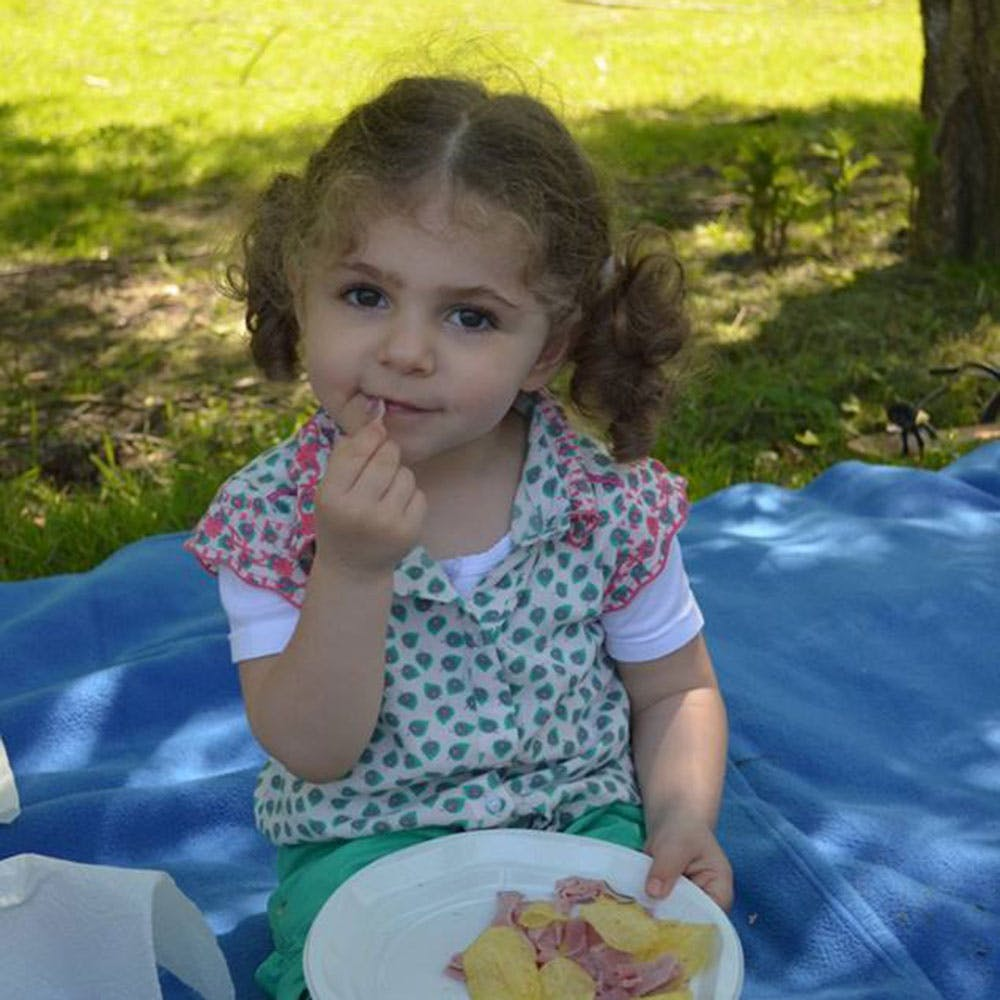 Une petite fille sauvée grâce à une greffe du cœur