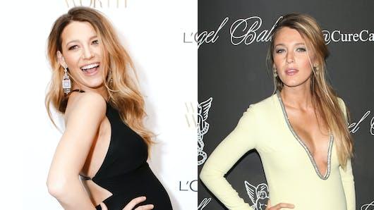 Retour sur les plus beaux looks de grossesse de Blake   Lively