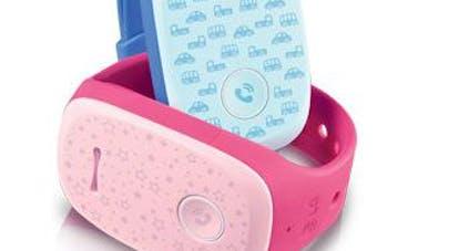 Un bracelet connecté pour localiser les enfants bientôt   commercialisé