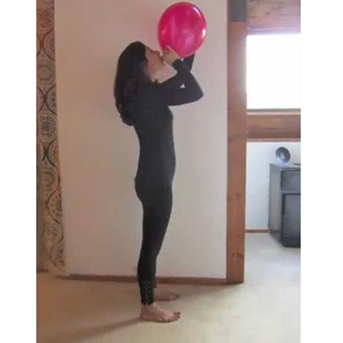 Vidéo : une timelaps retrace la grossesse d'une future   maman